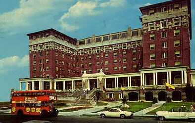 Hotel Cape May - Christian Admiral History